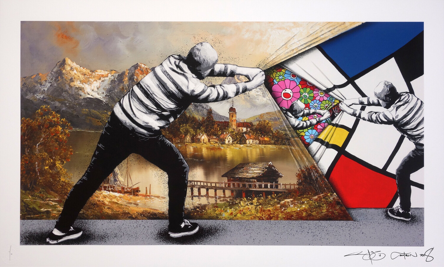 Z MARTIN WHATSON & PEZ – BEHIND THE CURTAIN COLLAB – MOVEMENT