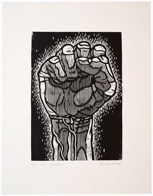 Børge Bredenbekk / Raised Fist