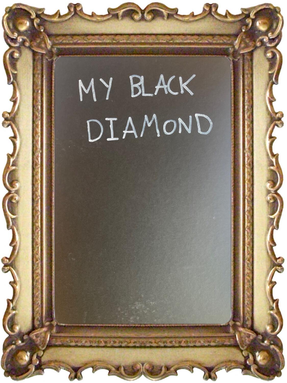 My Black Diamond By Artist Aleksander Günther