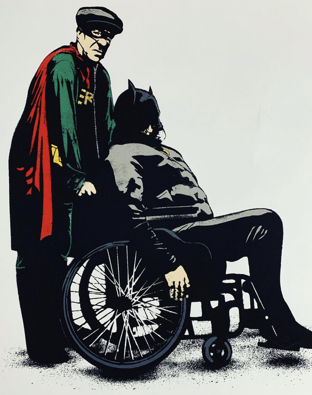 Pøbel - Batman & Robin