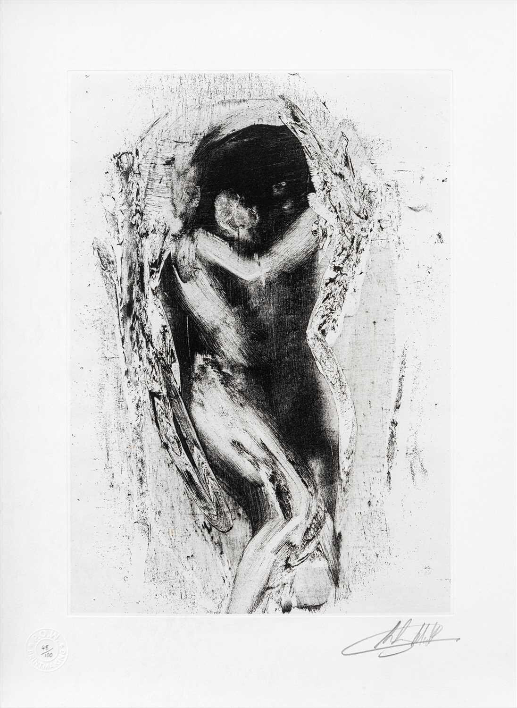 Antony Micallef (British b.1975), 'A Small Print Of What I Think Love Looks Like', 2010