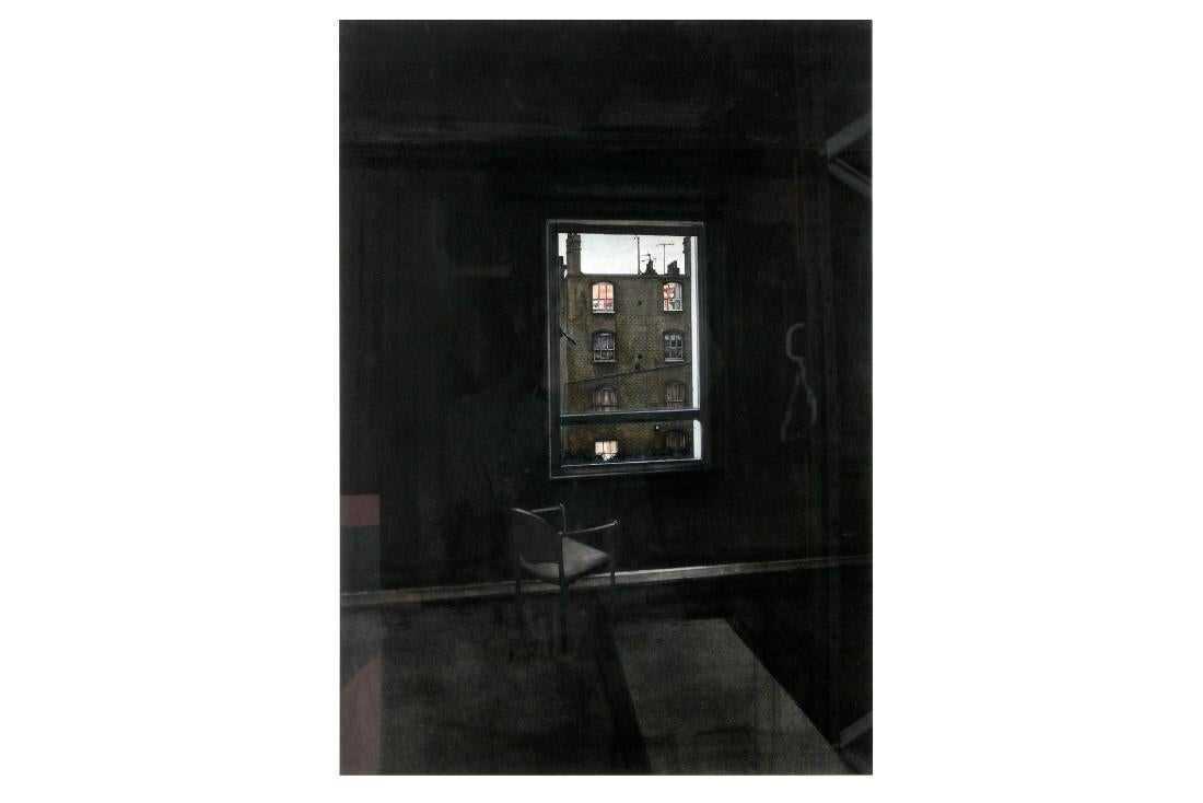 Frank Laws (British), 'His Window', 2013