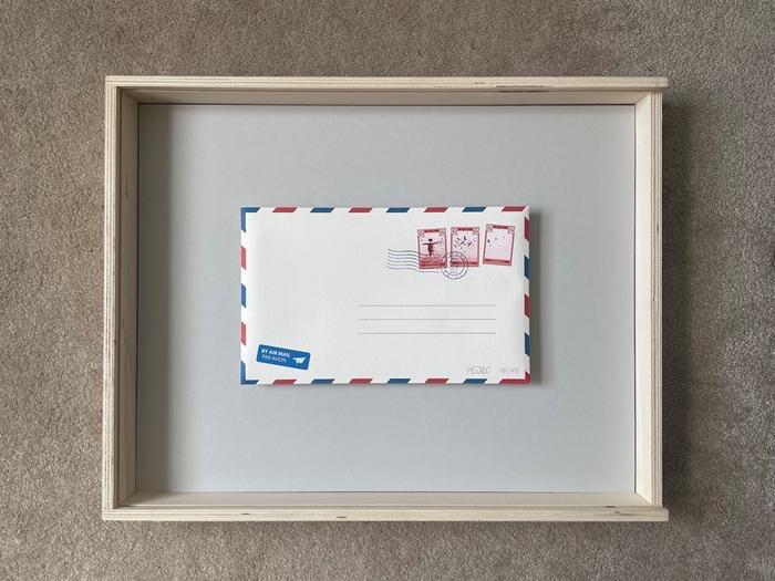 Pejac Love Letter