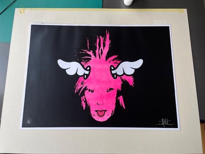 A*Hole Warhol (Pink), 2006