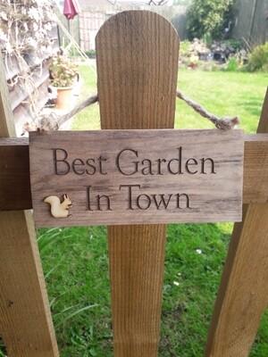 Best Garden in Town