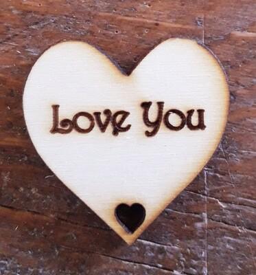 Love you hearts  x 10