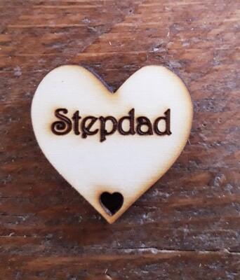 Stepdad Hearts  x 10
