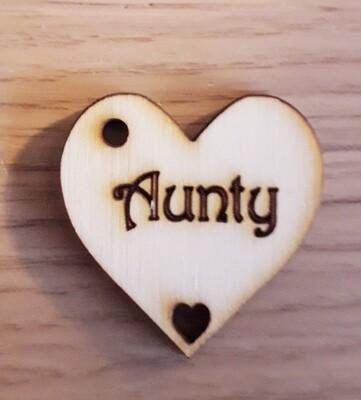 Aunty Hearts  x 10