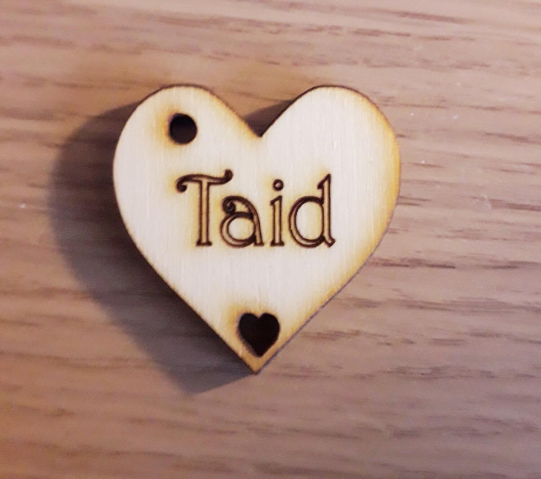 Taid Hearts  x 10