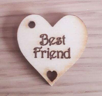 Best Friend Hearts  x 10