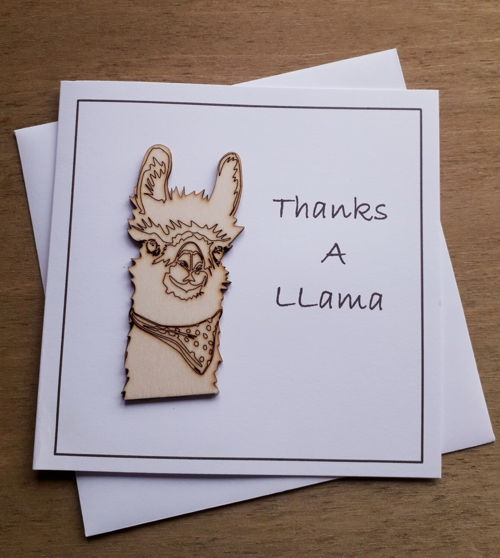 Thankyou Llama
