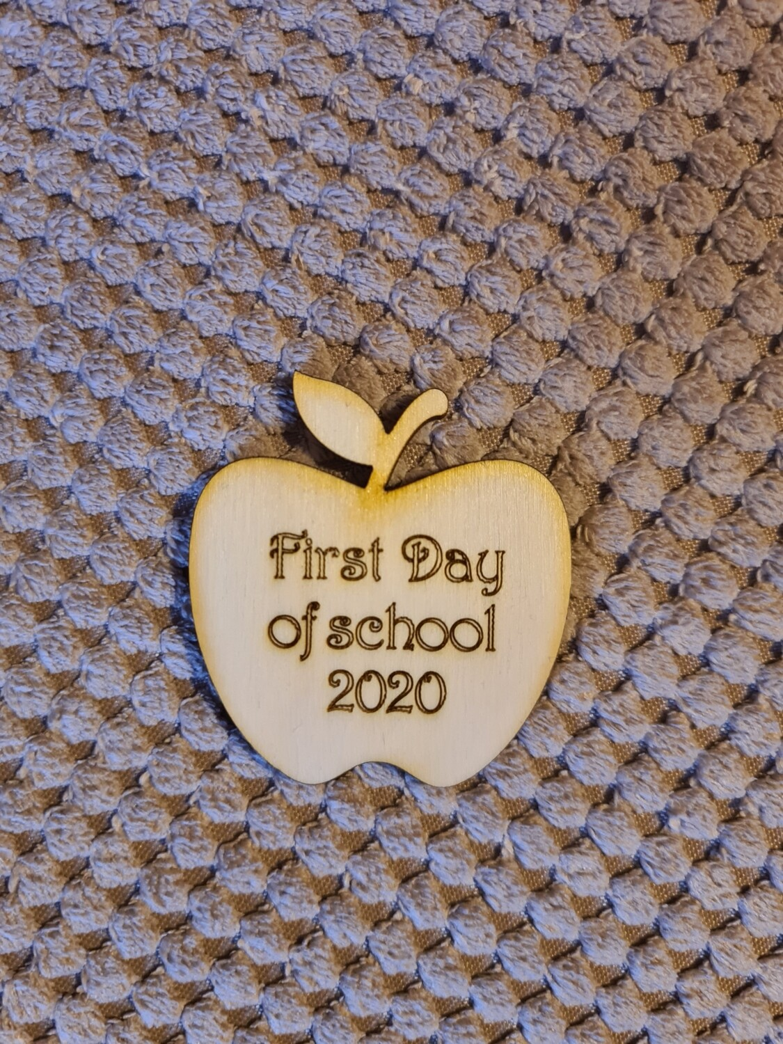 First Day of School Tags x 10