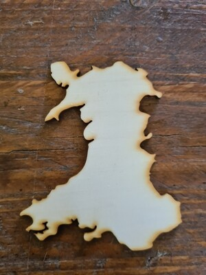 Maps of Wales x 5
