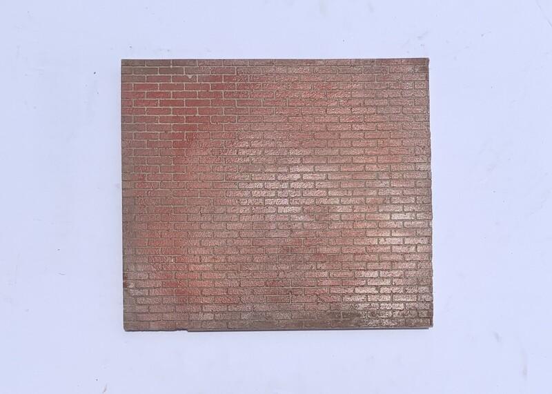 Solid Brick Wall Small