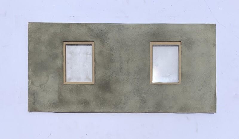 Twin Window Wall