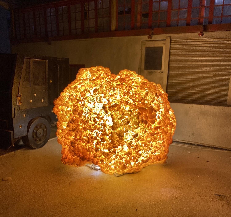 Call-E-flower Explosion