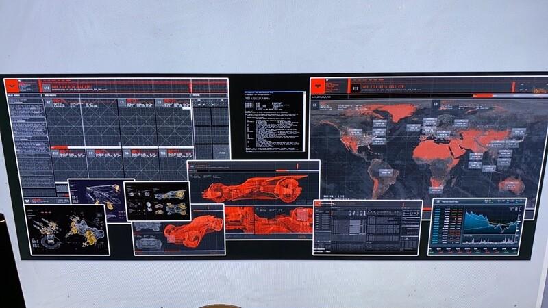A Bat-Computer Variant (Bat Vs. Sup Screen)
