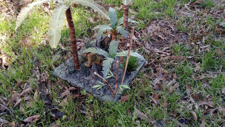 1/12 Scale Tropical Jungle Diorama