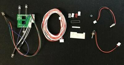 Spirit Halloween Proton Wand Upgrade Kit