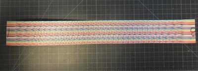 Spirit Halloween Proton Pack Ribbon Cable