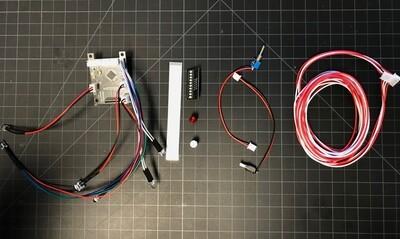 80-90% Scaled Proton Wand Upgrade Kit