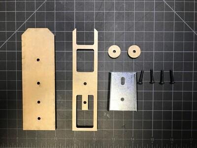 Spirit Halloween Proton Gun Track Kit