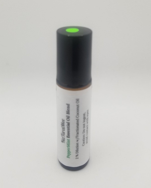 NaTuralMee Essential Oil Blend Roller Bottle (10ml)
