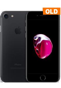 iPhone7 32GB ブラック 中古 (SIMセット) ※お申込みより3~5営業日で配送 (日本国内在庫)
