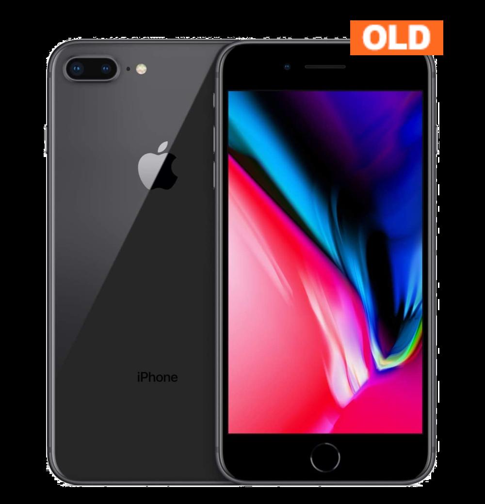 iPhone8 64GB スペースグレー 中古 (SIMセット) ※お申込みより3~5営業日程度で発送 (アメリカ国内在庫)