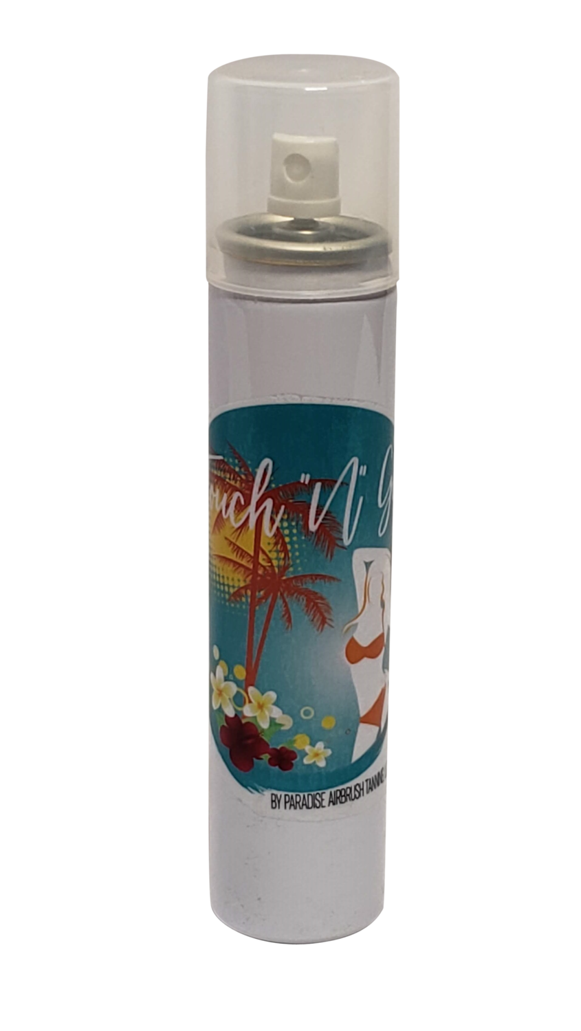 """Touch N Go"""" Tan in a Can 3 oz"""