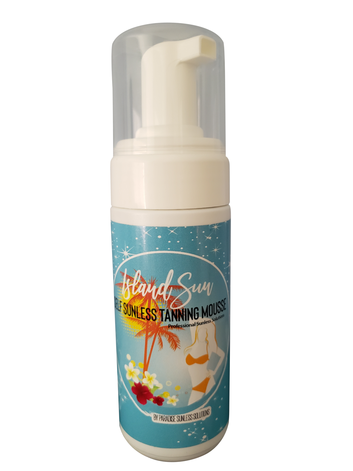 Island Sun Self Tanning Mousse 4.2 oz