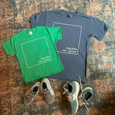 Connect for a Cause 2020 Shirts, colors (2)