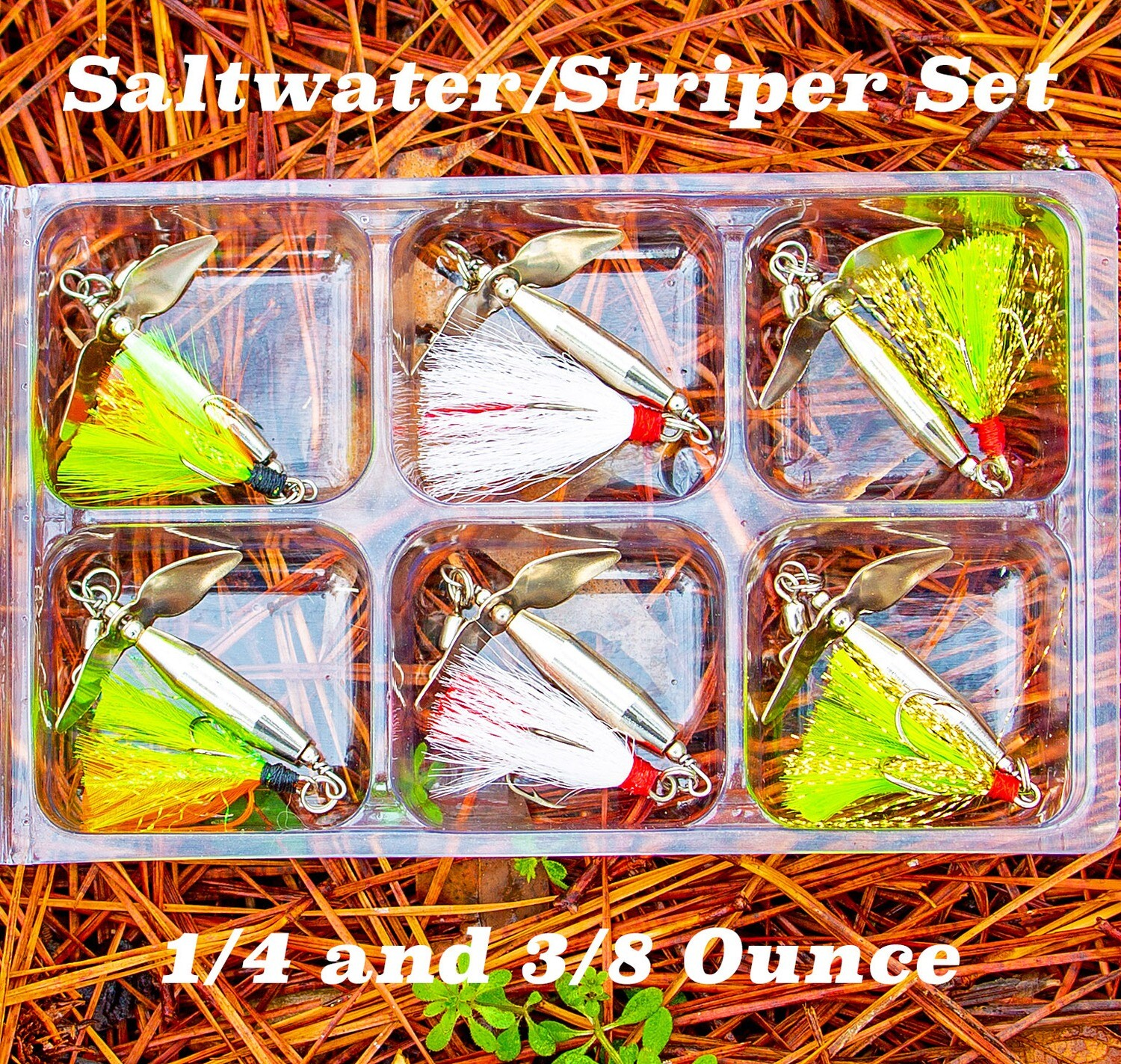 Saltwater / Striper Set
