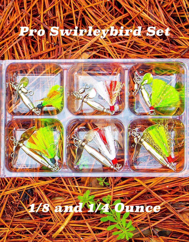 Pro Swirleybird Set