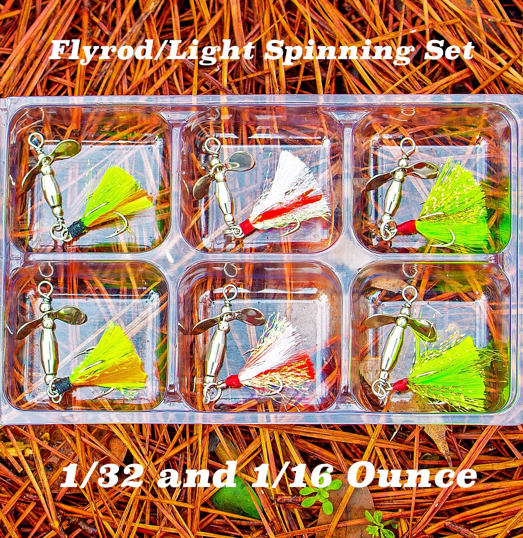 Flyrod/ Light Spinning Set