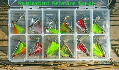 Complete Swirleybird Set