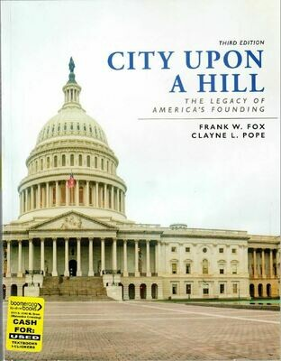 City Upon a Hill 3rd Edition