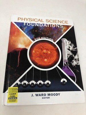 Physical Science Foundations 5th Edition Textbook