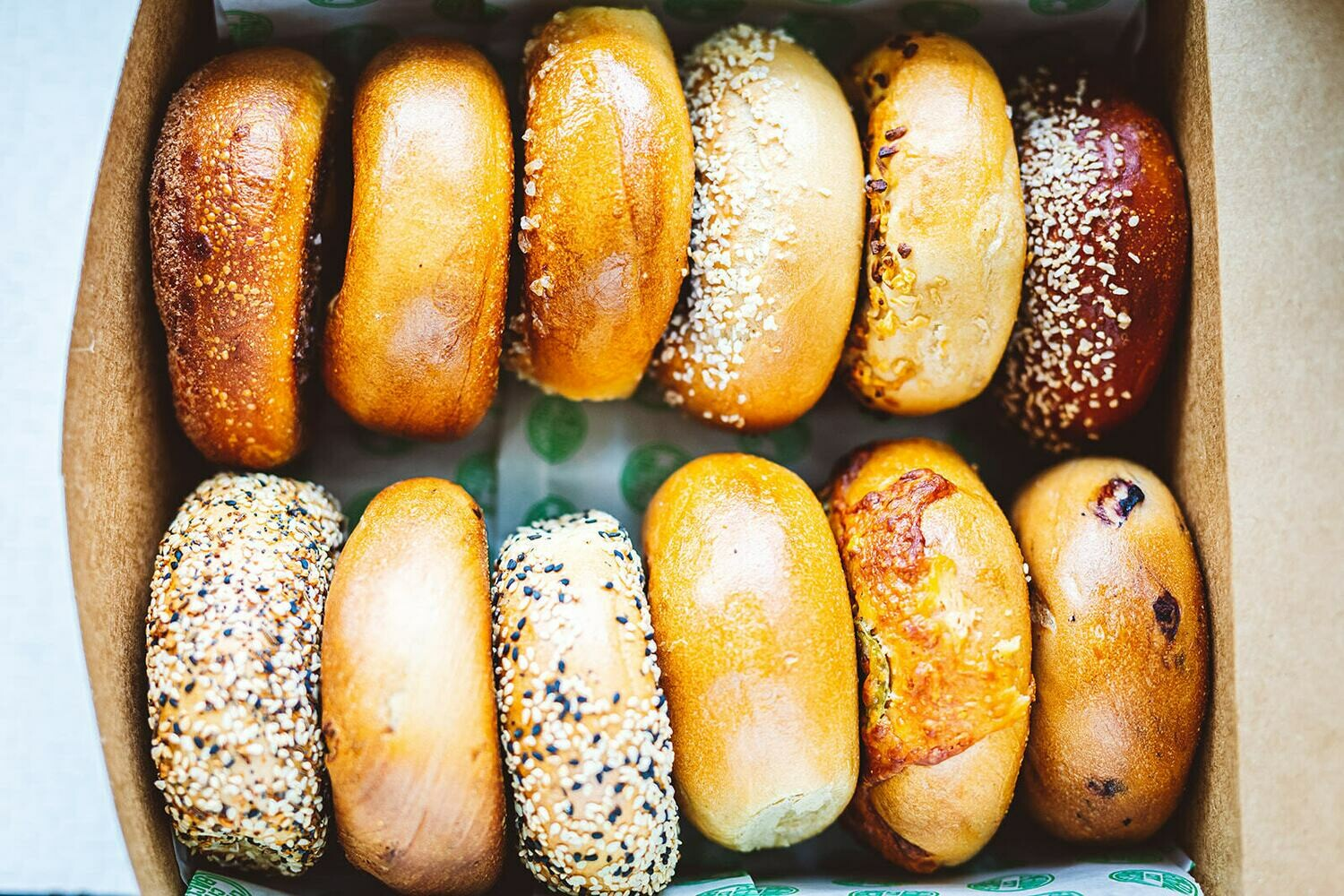 Bagel Fairy Drop: Atlanta Local! (See below for delivery details)