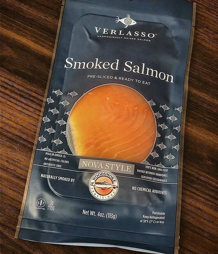 4 oz Lox Packet