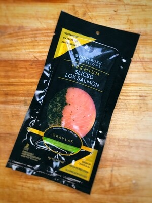 4 oz Gravlax Packet