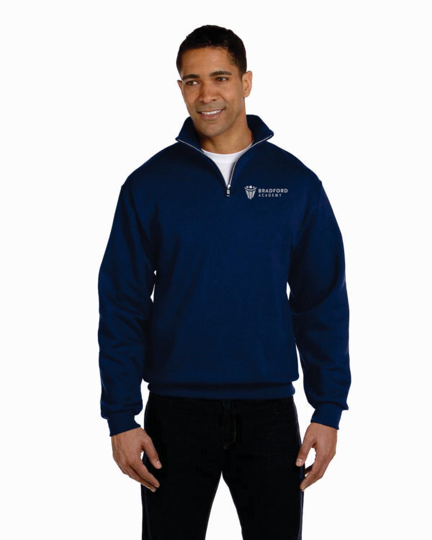 Bradford Academy Fleece 1/4 Zip Pullover