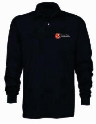 Conner Creek Academy East Long Sleeve Polo