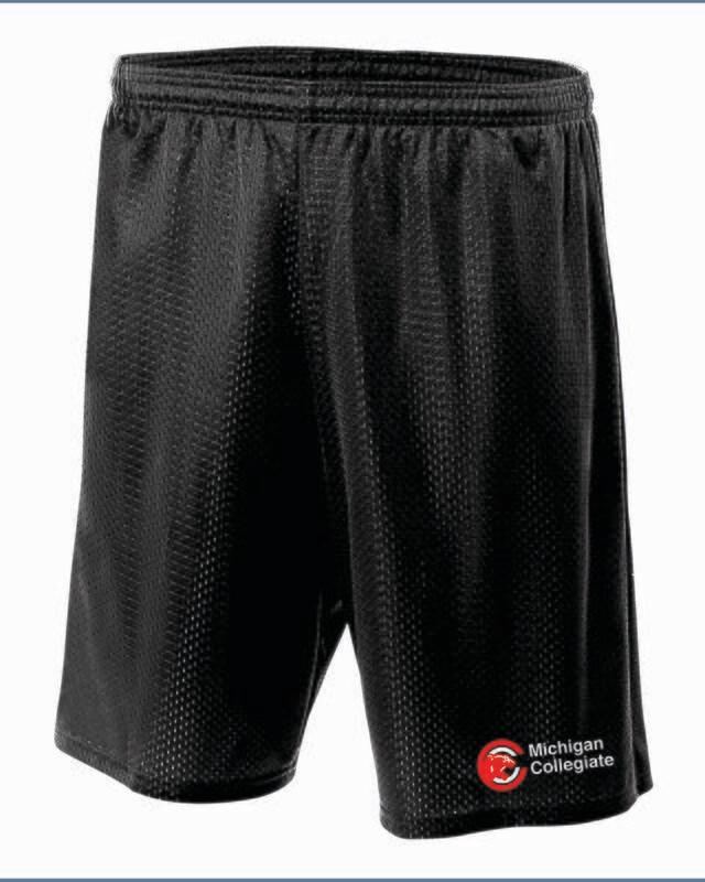 Michigan Collegiate Gym Shorts