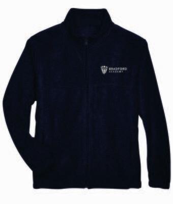 Bradford Full Zip Fleece Jacket