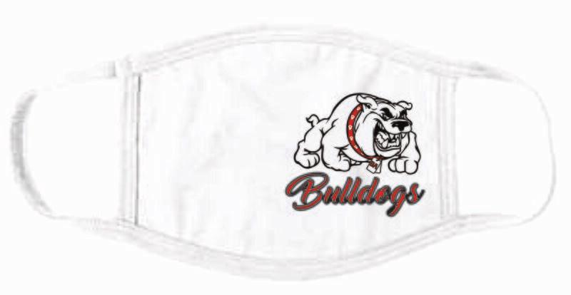 Bradford Bulldogs Mask