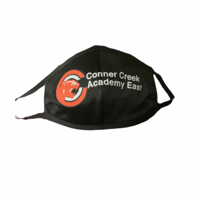 Conner Creek Academy East Face Mask