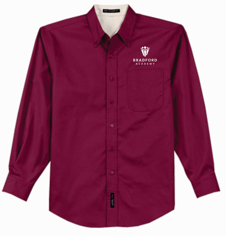 Bradford Academy Young Men Long Sleeve Shirt