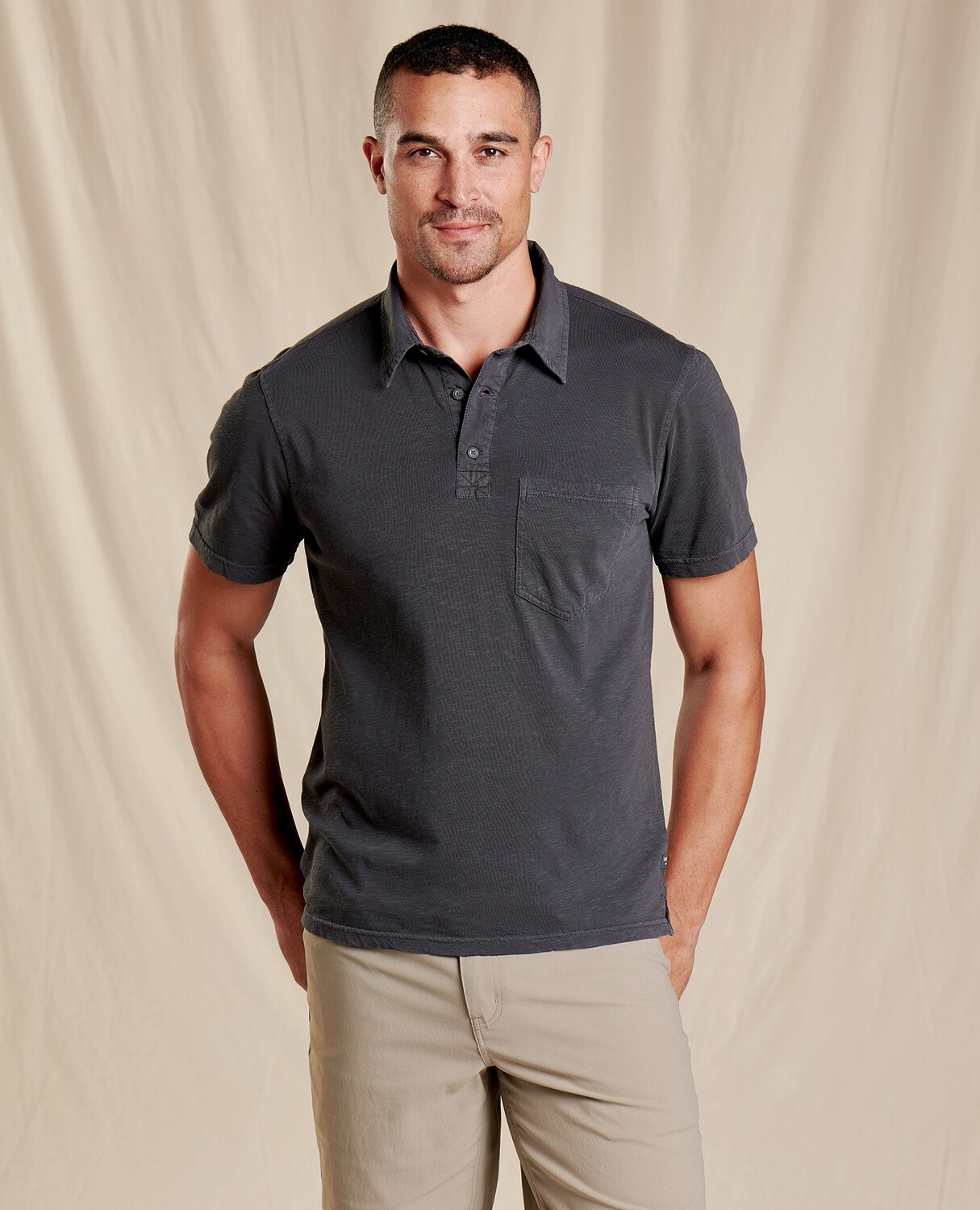 Toad&co M's Primo SS Polo