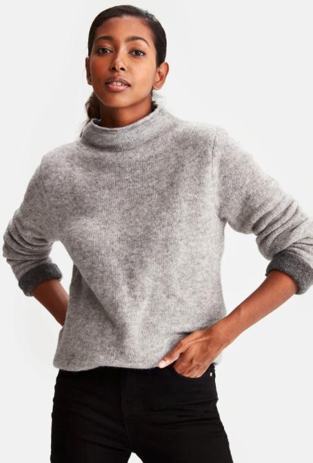 Lole Two Tones Sweater